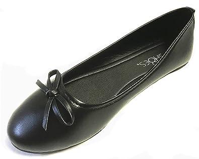 e2b63361f2223 Shoes 18 New Womens Ballerina Ballet Flats Shoes Leopard & Solids 14 Colors