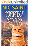 Purrfect Boy Toy (The Mysteries of Max Book 18)