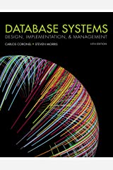 Database Systems: Design, Implementation, & Management Kindle Edition