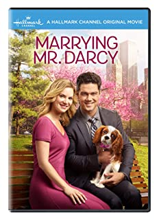 Book Cover: Marrying Mr. Darcy