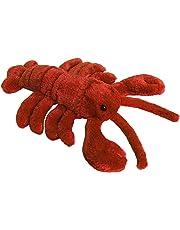 """Aurora Lobster Mini Flopsie Plush Stuffed Animal 8"""""""