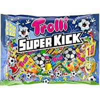 Super Kick Surtido Golosinas Fútbol TROLLI Bolsa 450