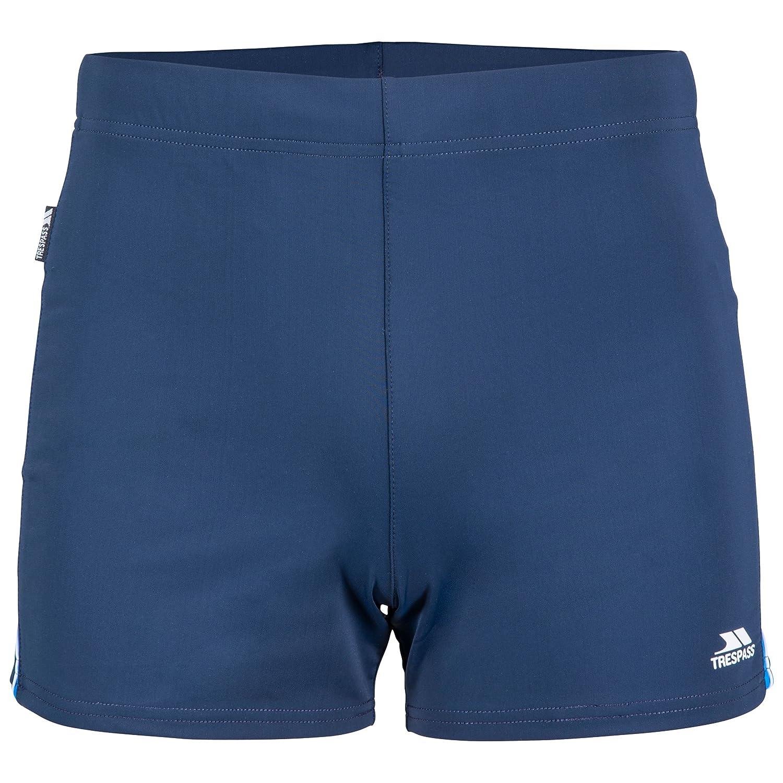 Trespass Hombres de la Cuerda Floja Shorts, Hombre, Tightrope, Azul Marino, 2 X-Grande
