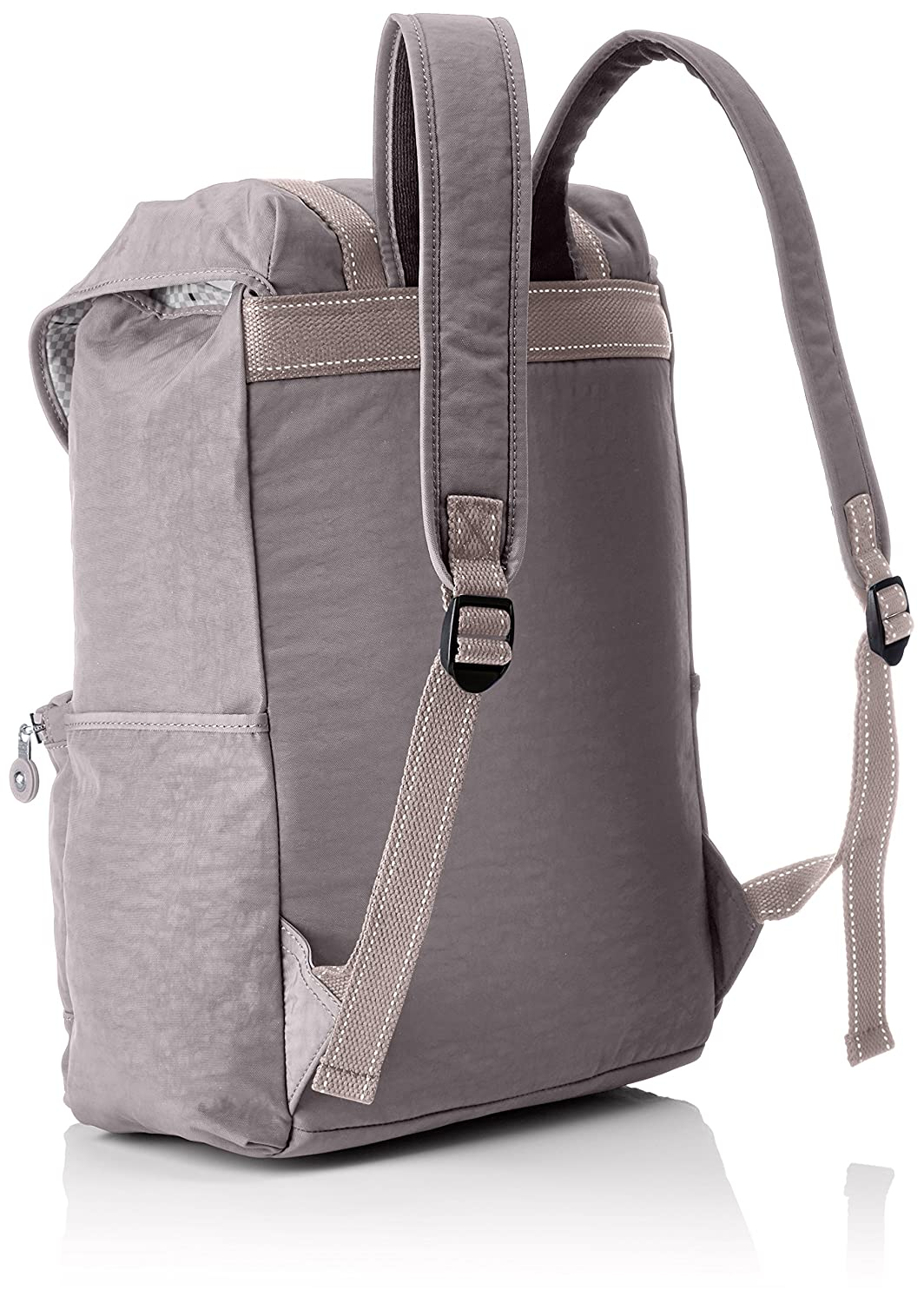 Amazon.com | Kipling Experience Large Backpack Urban Grey C | Casual Daypacks