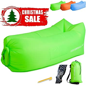 Amazon Breelax Inflatable Lounger