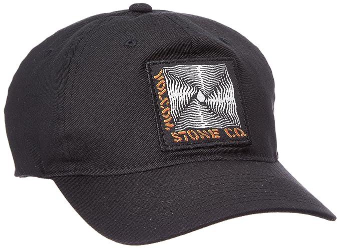 b5ede8da7af Amazon.com  Volcom Men s Stone Radiator Xfit Hat Black  Clothing