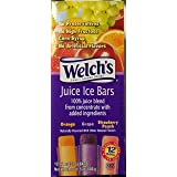 Welchs Juice Ice Bars, Pops 12 Ct.--2 oz ea