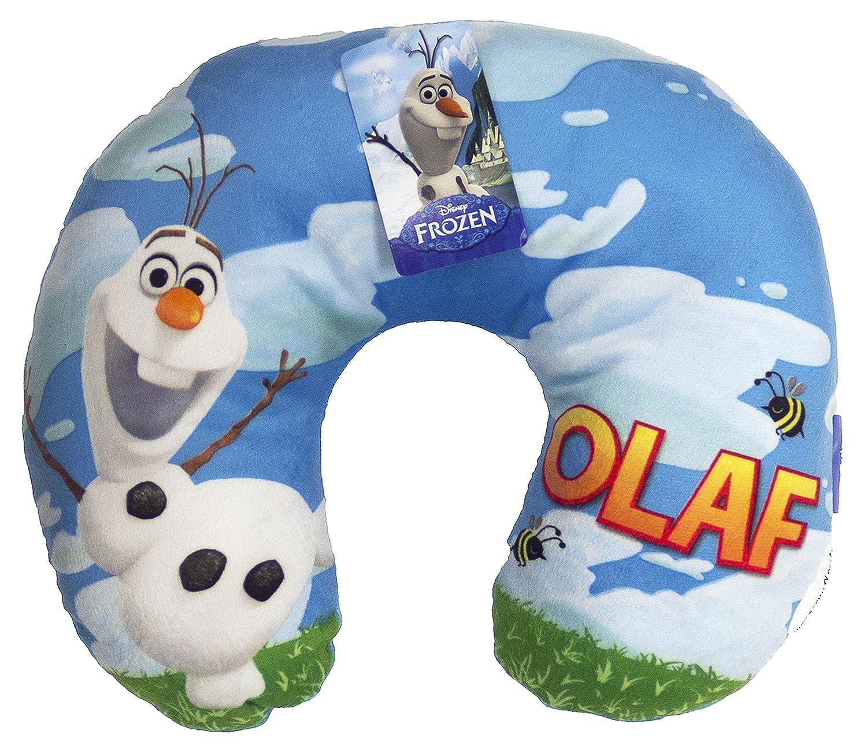 Frozen Olaf Marvel Avengers Plush Travel Neck Pillow
