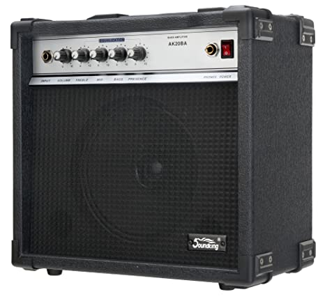 Soundking AK20-BA - Amplificador bajo eléctrico: Amazon.es ...