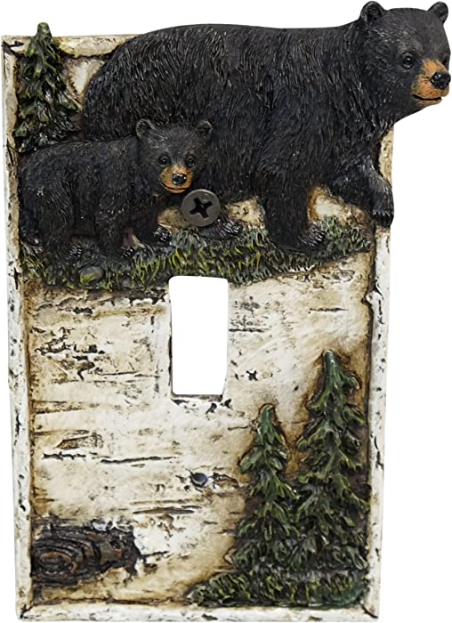Top 9 Black Bear Decorlight Switch Cover