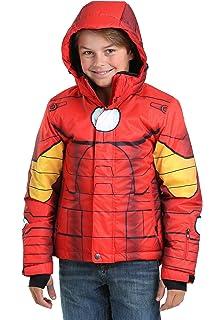 5a4517ad3 Amazon.com  FUNWEAR Kids Superman Puffer Jacket Blue