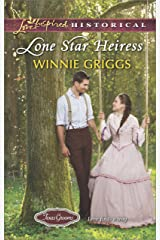 Lone Star Heiress (Texas Grooms Book 4) Kindle Edition