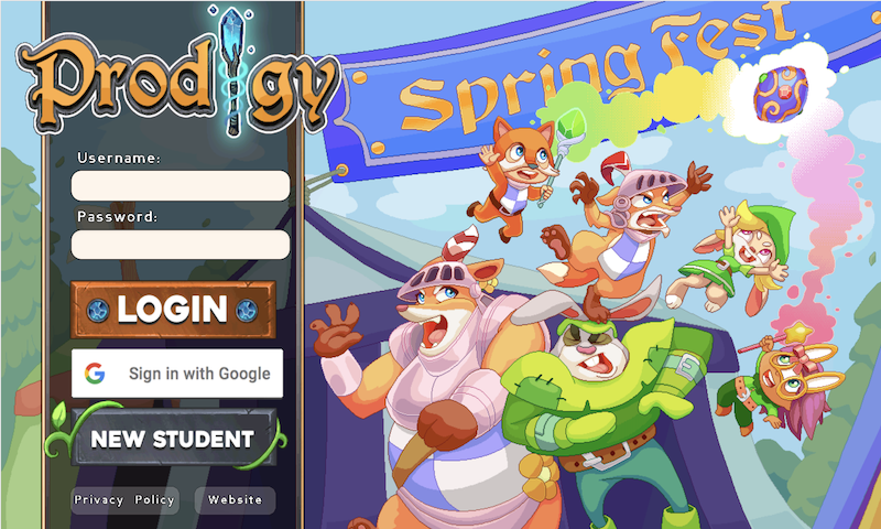 Prodigy Math Game: Amazon ca: Appstore for Android