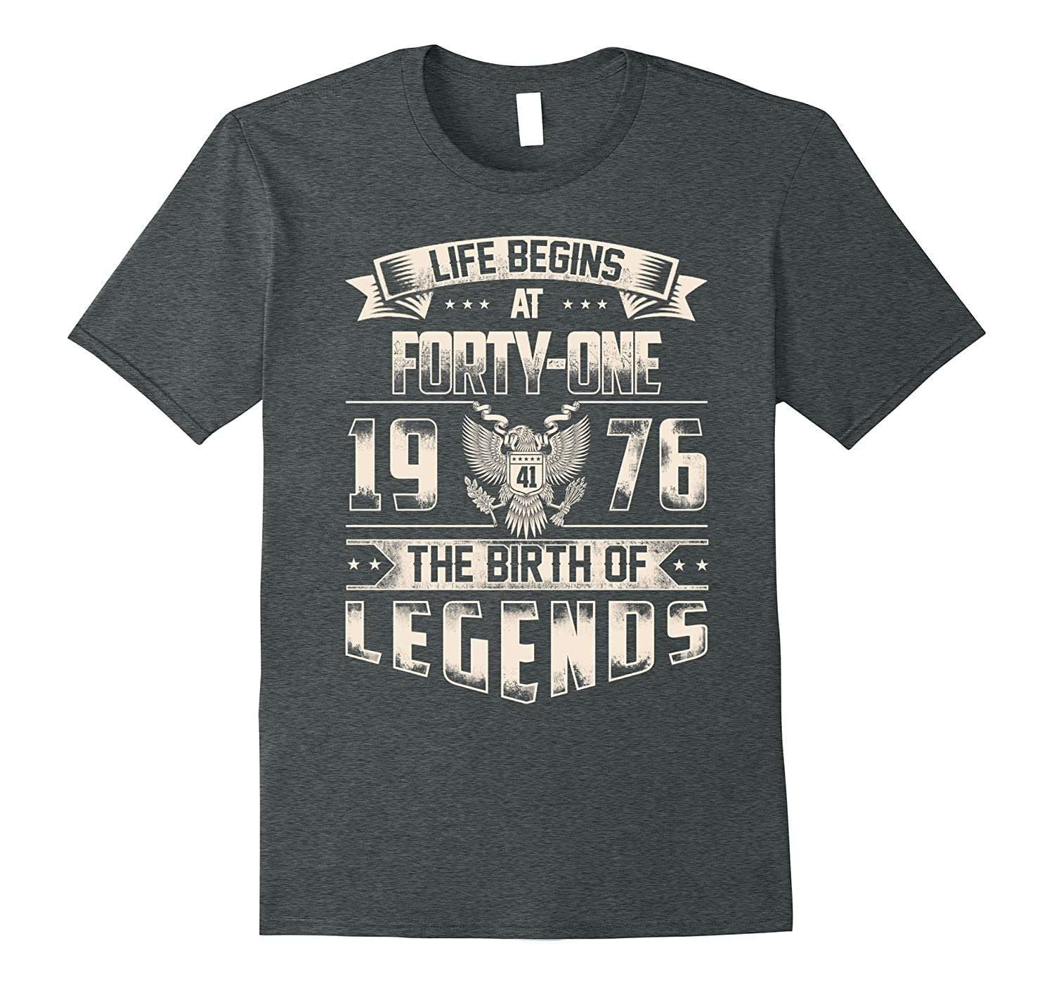 Life Begins At forty- one-1976 The Birth Of Legends-Vaci