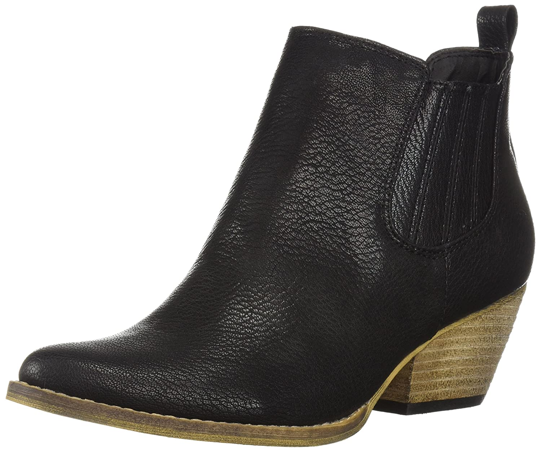 Very Volatile Women's Motivate Ankle Boot B075KZQMKD 7 B(M) US|Black