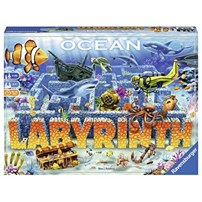 Ravensburger Ocean Labyrinth: Toys & Games
