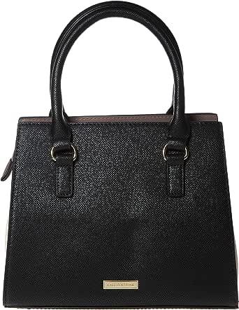 Call It Spring EU Senaria, Womens Shoulder Bag, Black (Jet Black), 11x21x25 cm (B x H T)