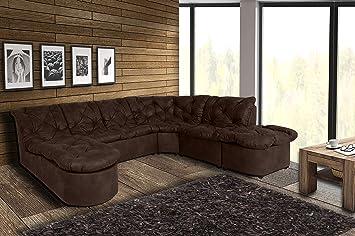 Modernes Ecksofa Couch Eckcouch Ohne Bettkasten Und Schlaffunktion