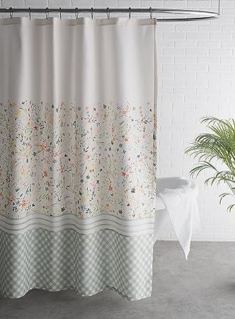 Maison D Hermine Colmar 100 Cotton Shower Curtain 72 Inch By