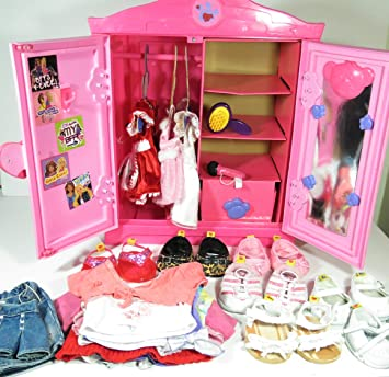 Build A Bear Workshop Classic Beararmoire Fashion Case