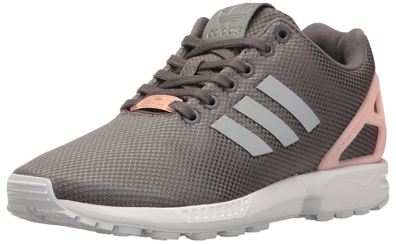 Adidas-Männer Zx Flux Glatte W Cschwarz cWeiß cWeiß S82884 5