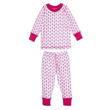 0d8d57f08c7b Amazon.com  Masala Baby Baby Organic Pjs Long Sleeve  Clothing