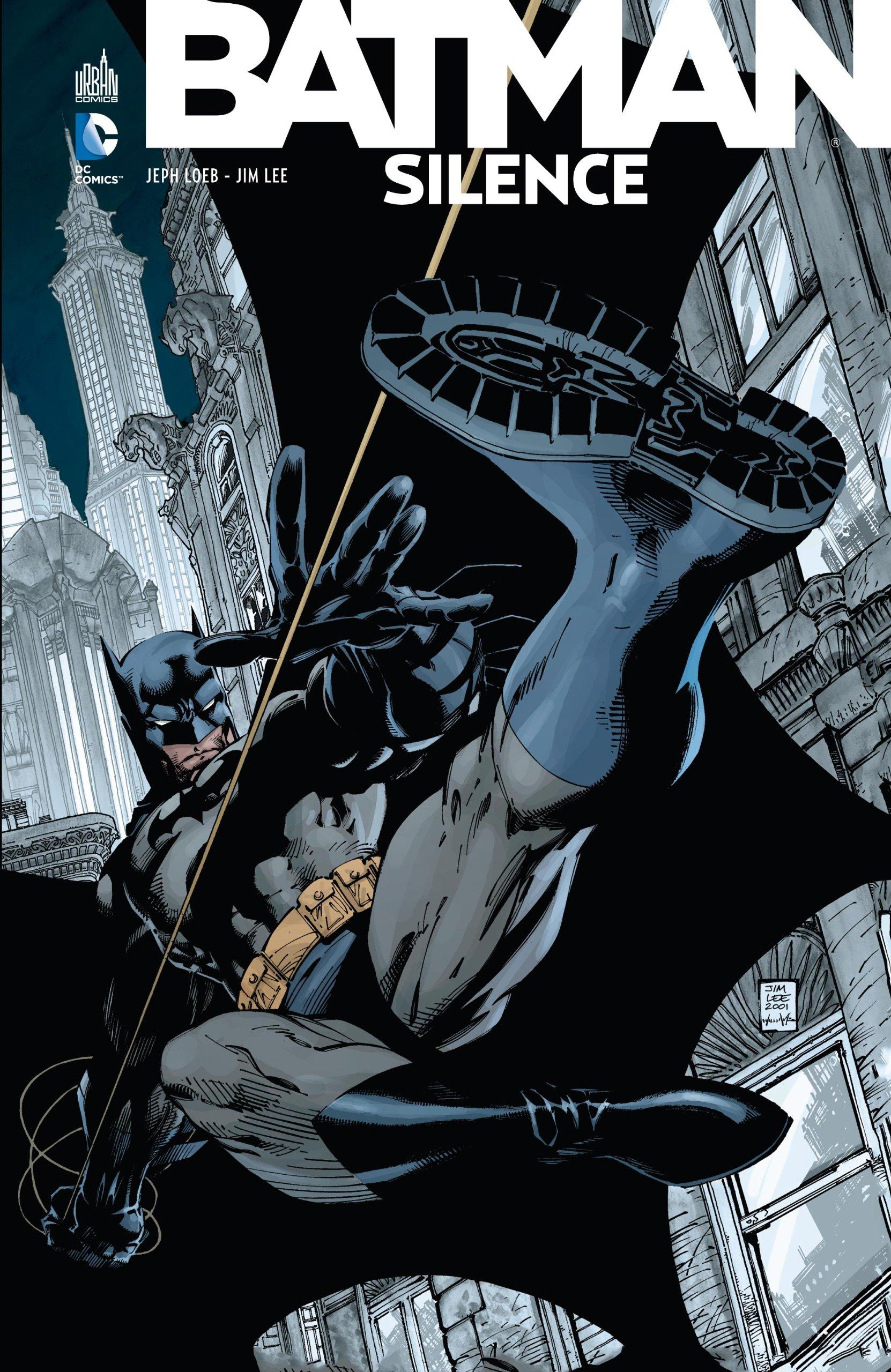 liste meilleurs comics batman