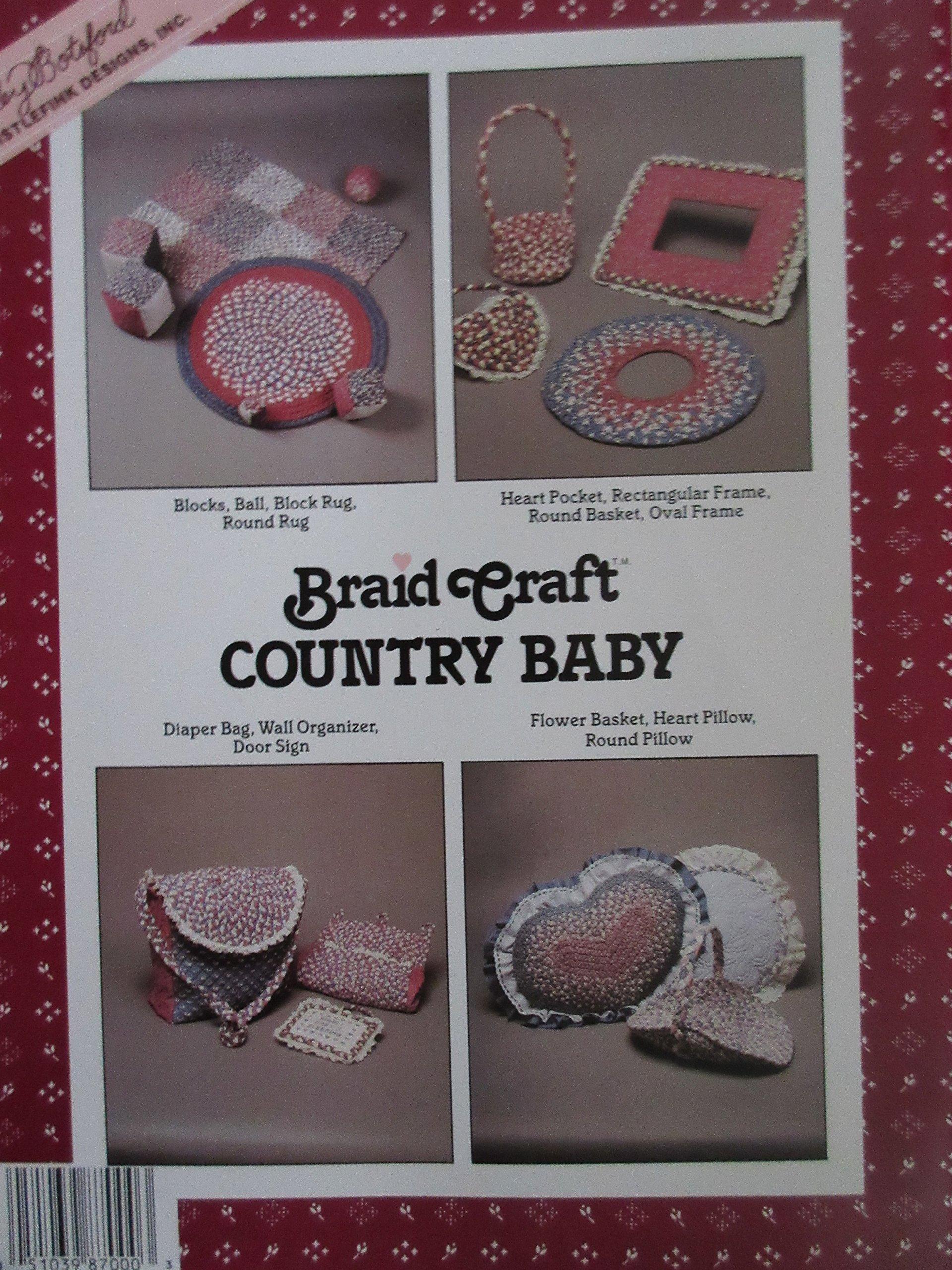 Braidcraft braided rug basket braiding instructions