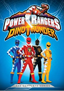 Amazon power rangers jungle fury the complete series various power rangers dino thunder the complete series voltagebd Choice Image