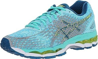 Asics Gel-Nimbus 17 Lite-Show de la Mujer Running Shoe: Amazon.es: Zapatos y complementos