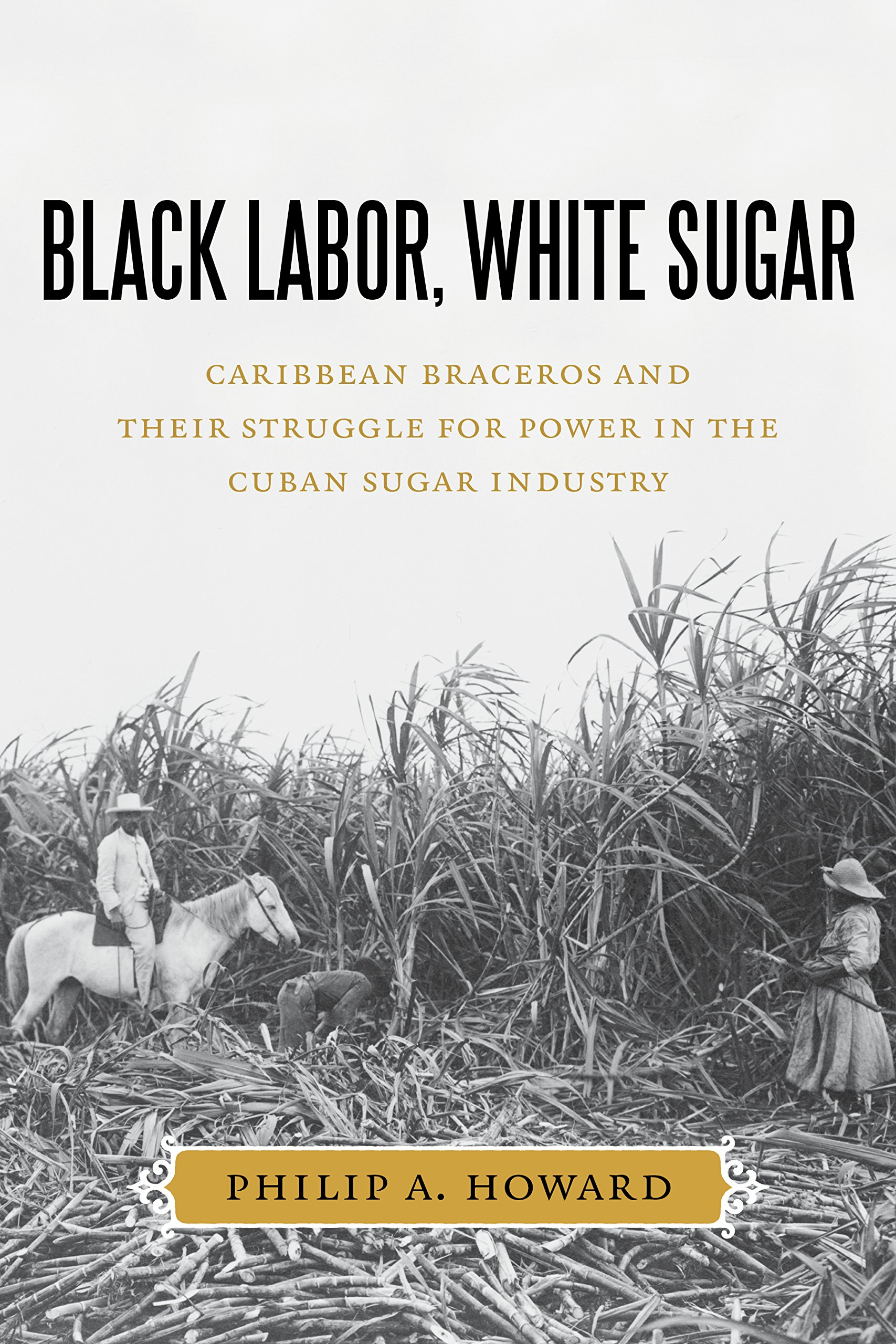 Black Labor, White Sugar: Caribbean Braceros and Their Struggle for Power in the Cuban Sugar Industry PDF