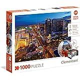 Clementoni 39404 Sanal Gerçeklik Las Vegas 1000 Parça Puzzle