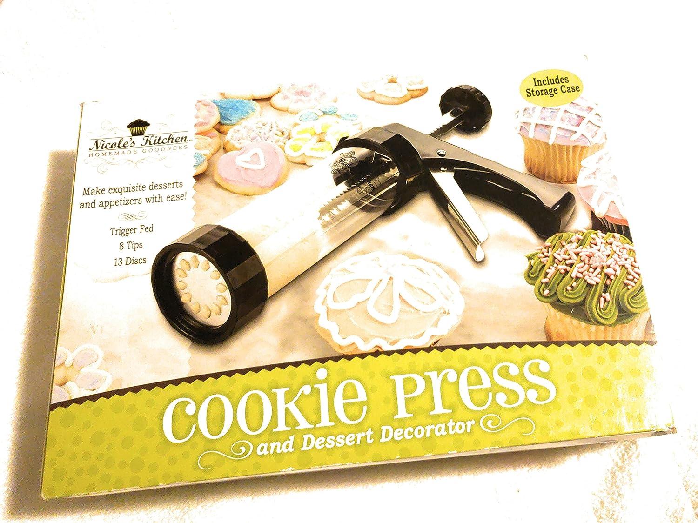 SBAR'S BAK10001 Series Cookie-Presses SBAR'S