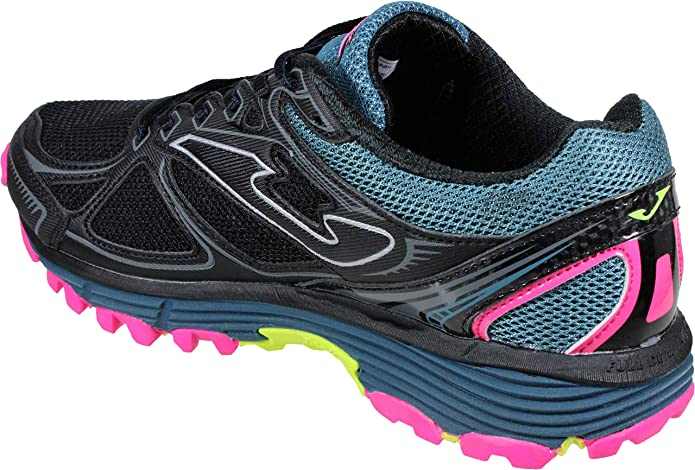 Joma Shock Lady 901 Negro- Zapatillas Trail Running Mujer (41 EU, Negro): Amazon.es: Zapatos y complementos