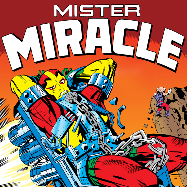Mister Miracle (1971-1978) (Issues) (22 Book Series)