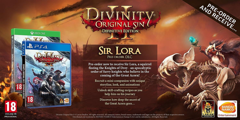 Divinity: Original Sin II - Definitive Edition: Amazon.es: Videojuegos