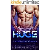 HUGE: A STEPBROTHER ROMANCE (HUGE Series)