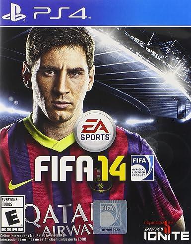 Electronic Arts FIFA 14, PS4 Básico PlayStation 4 vídeo - Juego ...