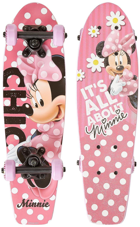 品質が PlayWheels Disney Minnie Mouse 21 by Wood Cruiser Disney Skateboard by Mouse PlayWheels B00JG8FCFK, ワールドスポーツストアーズ渋谷店:ab77283b --- a0267596.xsph.ru