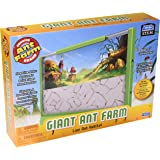 Uncle Milton Giant Ant Farm New Design Kit