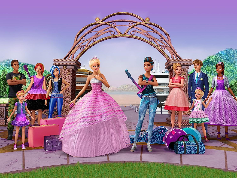 Barbie Eine Prinzessin im Rockstar Camp Amazon Margaret M Dean Marsha Griffin David Voss Shelley Dvi Vardhana Julia Pistor Gabriel Mann