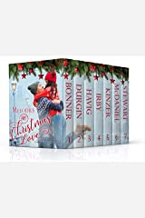 Melodies of Christmas Love: A Boxed Set Collection of Contemporary Christian Christmas Romance Novellas Kindle Edition