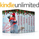 Melodies of Christmas Love: A Boxed Set Collection of Contemporary Christian Christmas Romance Novellas