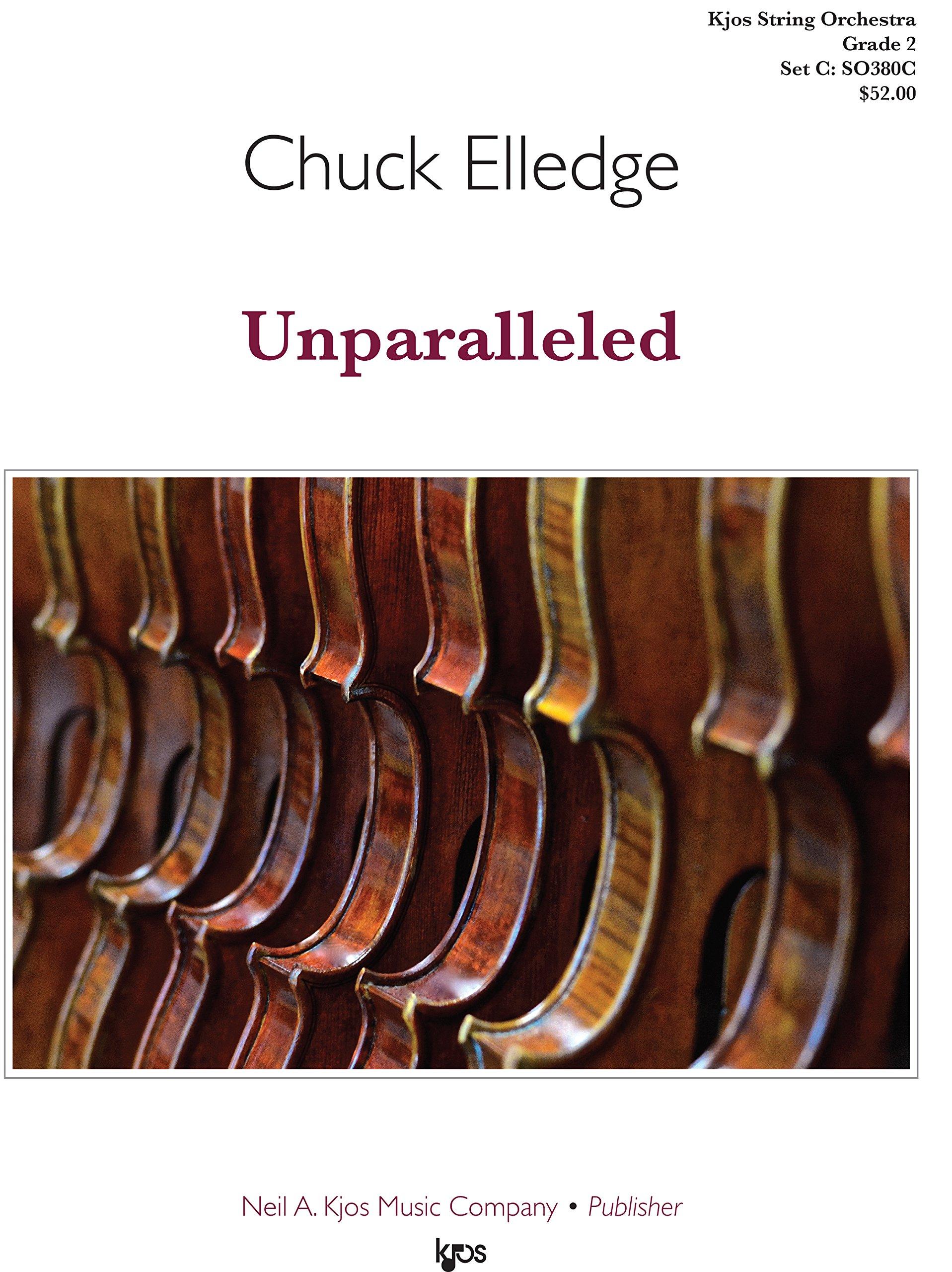 Elledge, Chuck - Unparalleled