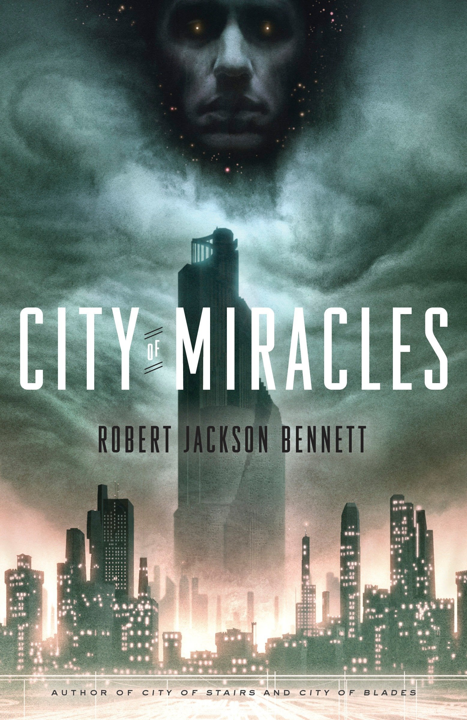 Download City of Miracles (The Divine Cities) ebook