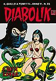 DIABOLIK (73): I sette cobra (Italian Edition)