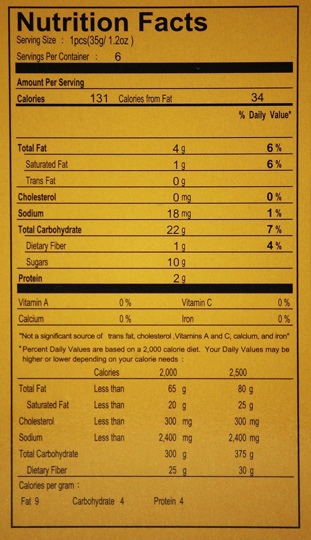 Royal Family Japanese Peanut Mochi - 7.4 Ounce // 210 Grams