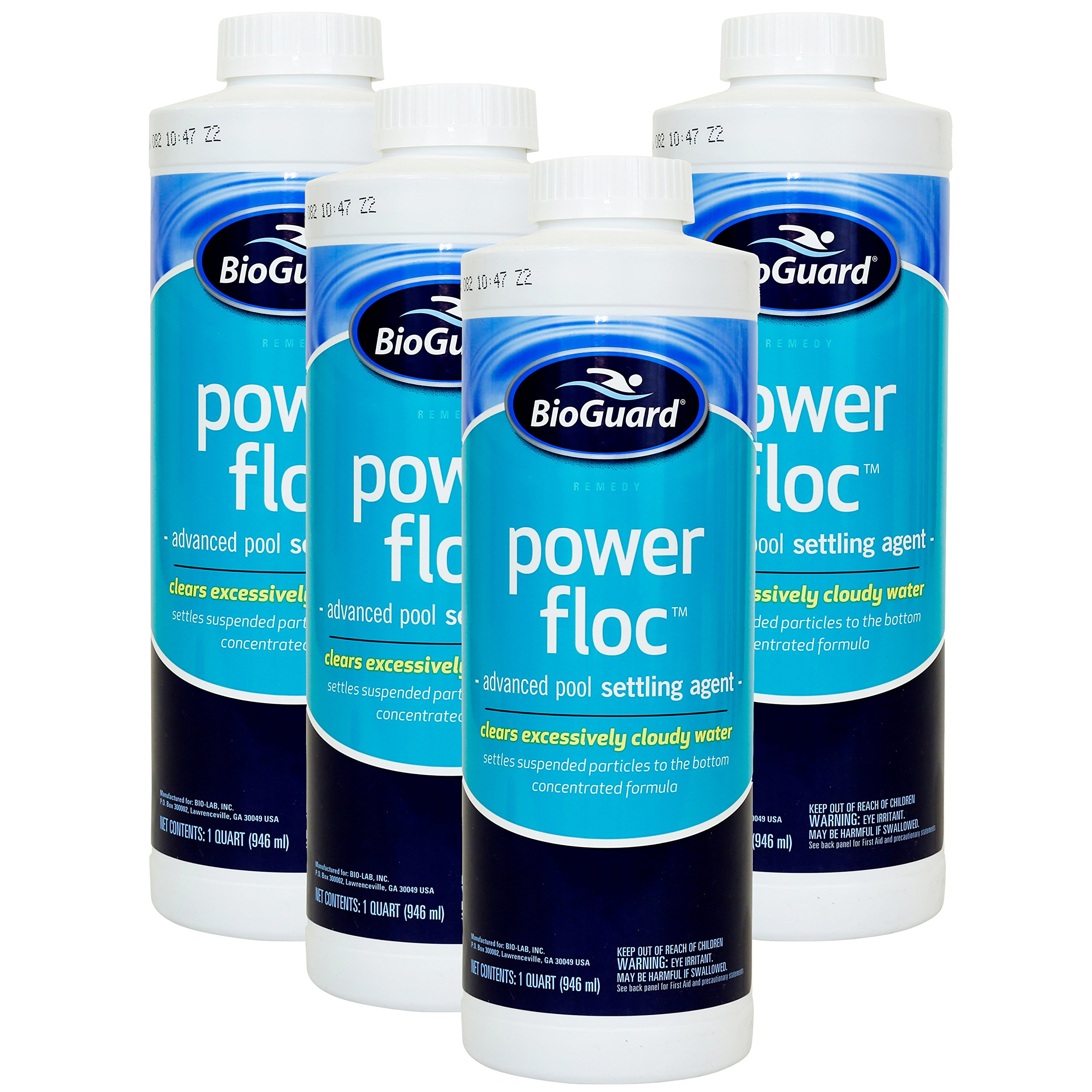 BioGuard PowerFloc (32 oz) (4 Pack)