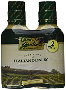 Olive Garden Signature Italian Salad Dressing - 2/20 oz. (2 pack)