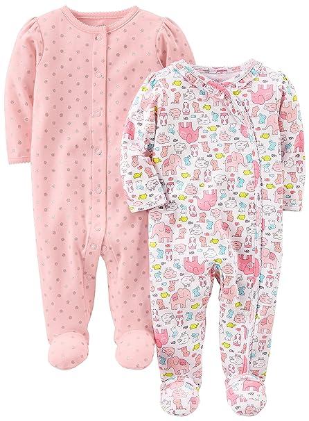 62fac77e6ce9 Simple JoyŽs by CarterŽs- Mamelucos de bebé para dormir